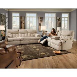 Re-Fueler 2 Piece Reclining Living Room Set by Southern Motion