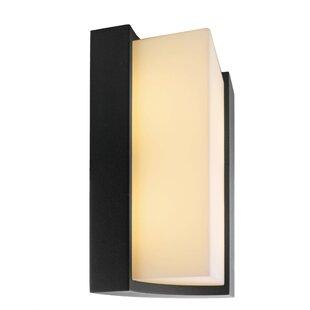 Tangulo LED Outdoor Bulkhead Light By Deko Light