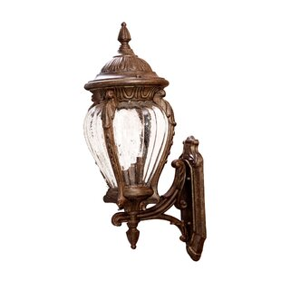 Big Save Pursell 4-Light Outdoor Sconce By Charlton Home