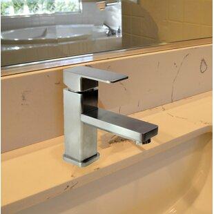 KEE Single Hole Bathroom Faucet with Drain A..