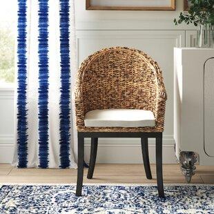 Wicker Rattan Joss Main Kitchen Dining Chairs You Ll Love In 2021 Wayfair
