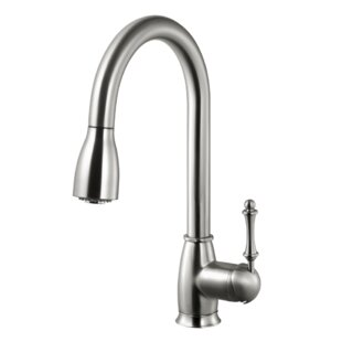 Camden Pull-down Single Handle Kitchen Faucet