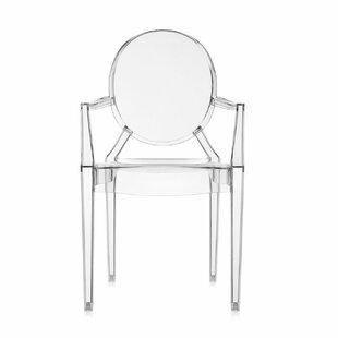 Louis Ghost Chair | Wayfair