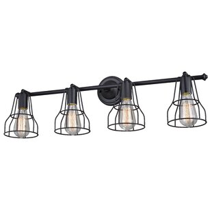 Toscano 4-Light Vanity Light by Williston Forge
