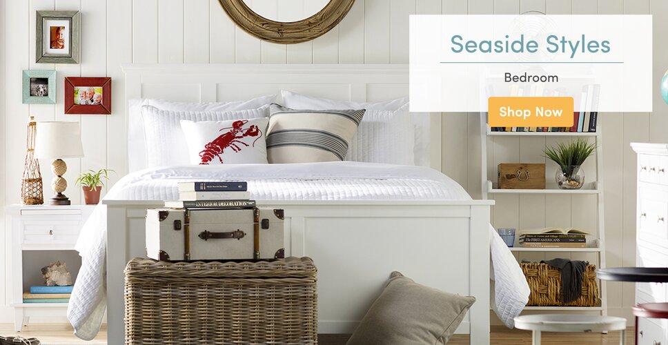 Nautical Furniture & Decor You\'ll Love | Wayfair