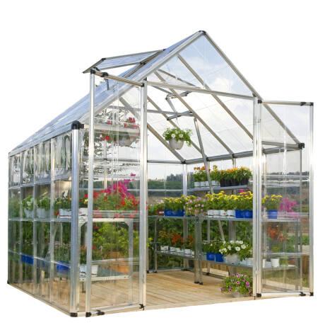 Snap & Grow 8 Ft  W x 20 Ft  D Greenhouse