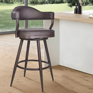 Norwood 30 Swivel Bar Stool George Oliver