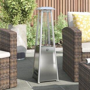 Review Alaniz Propane Patio Heater