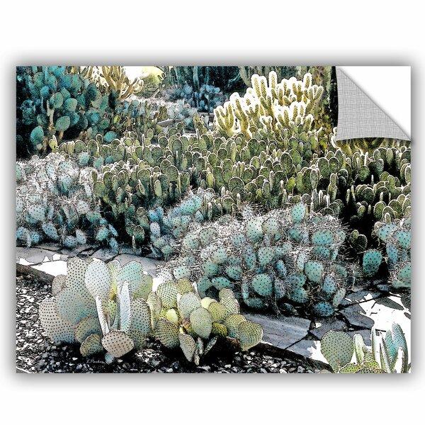 Artwall Botanical Garden By Linda Parker Photographic Printremovable Wall Decal Wayfair