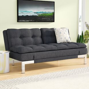Northwest Hills Convertible Sofa by Latit..