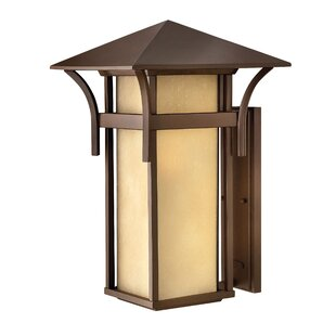 Reviews Harbor LED Outdoor Wall Lantern By Hinkley Lighting