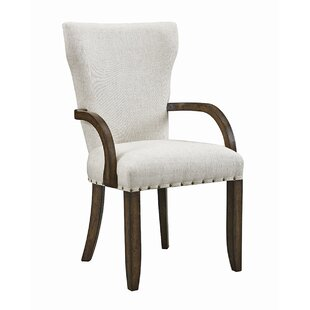 Hayes Upholstered Dining Chair (Set of 2) by Gracie Oaks