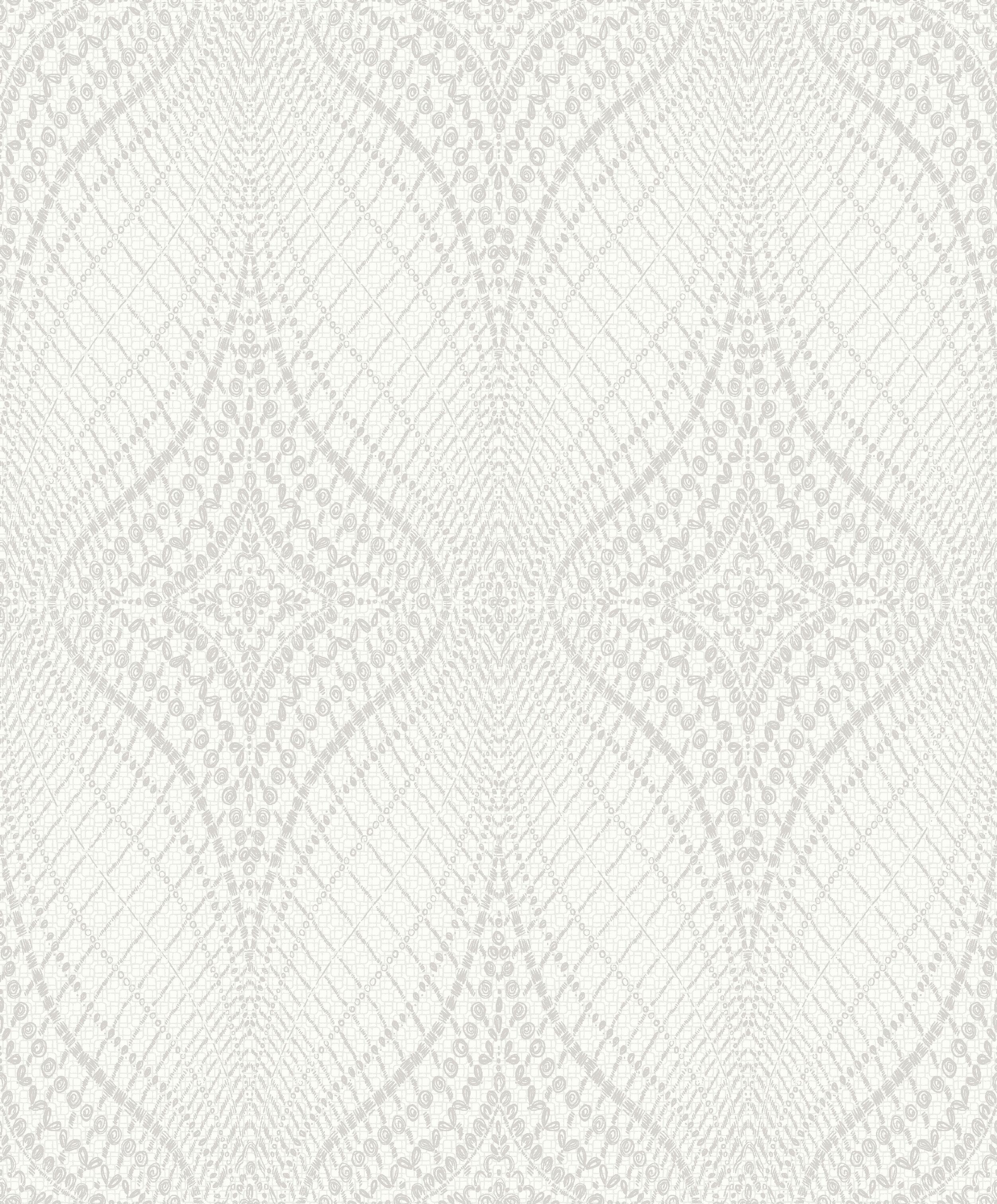 Holden Decor Luxor 10m L x 53cm W Geometric Roll Wallpaper