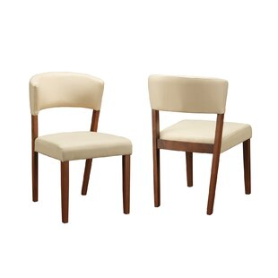 Sunny Side Upholstered Dining Chair Set of 2
