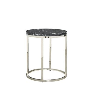 Louisa Round End Table