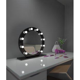 Best Reviews Treyton Dimmable Makeup/Shaving Mirror ByRosdorf Park