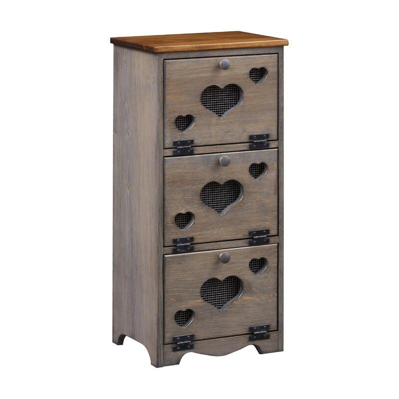 Chelsea Home Furniture 17 X 11 5 Solid Wood Crafting Storage Cabinet Wayfair