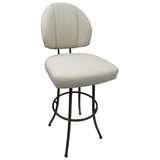 Seery m75 34 Swivel Bar Stool by Red Barrel Studio®