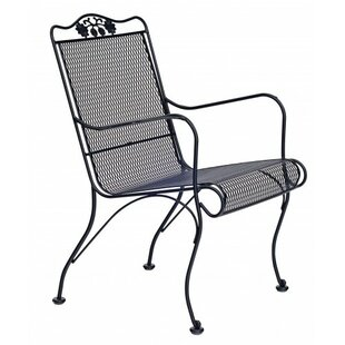 Woodard Briarwood High Back Patio Chair