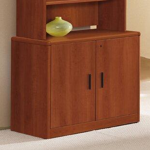 HON 10700 Series Laminate 2-Door Storage Cabinet