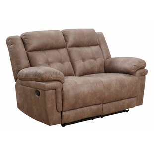 Price comparison Rancourt Reclining Loveseat by Red Barrel Studio Reviews (2019) & Buyer's Guide