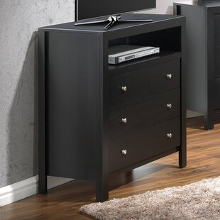 Order Carbon 3 Drawer Chest by Three Posts Reviews (2019) & Buyer's Guide