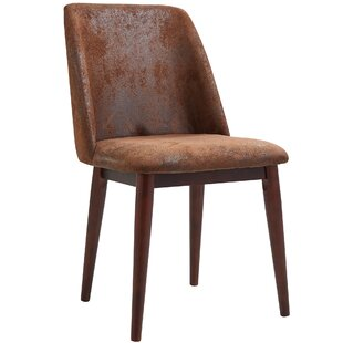 Elegante Upholstered Dining Chair