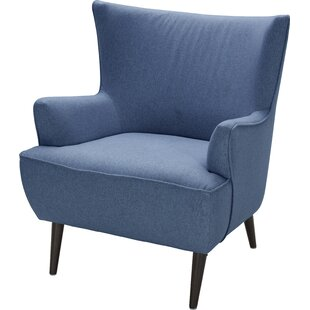 Kuka Home George Wingback Chair