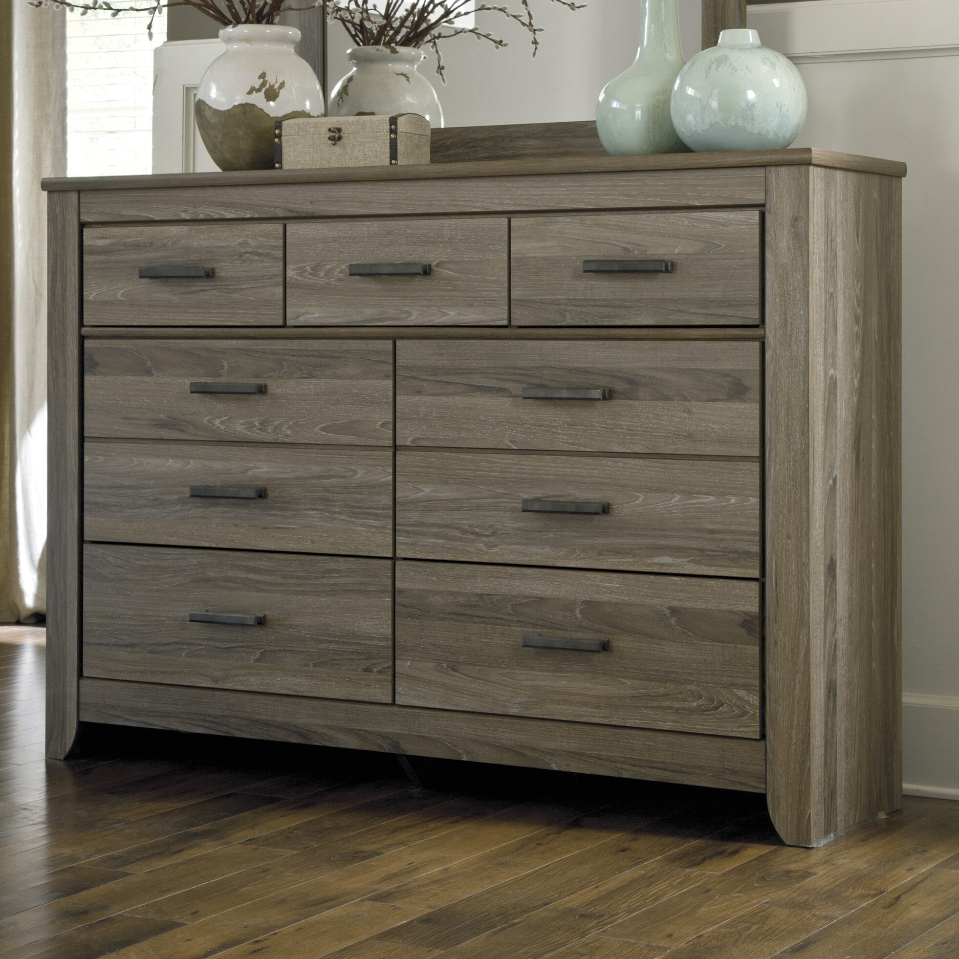 Trent Austin Design Herard 7 Drawer Dresser U0026 Reviews | Wayfair