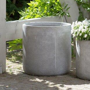 Aditya 3 Piece Clay Plant Pot Set By Freeport Park