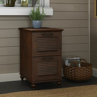 Volcano Dusk 2-Drawer Vertical Filing Cabinet
