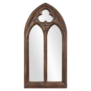 Astoria Grand Hegg Arched Narrow Accent Mirror