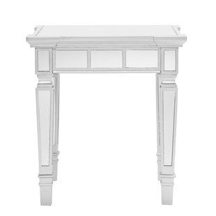 Jerlene Glam End Table