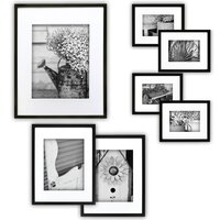 Andover Mills 7 Piece Spears Picture Frame Set Deals