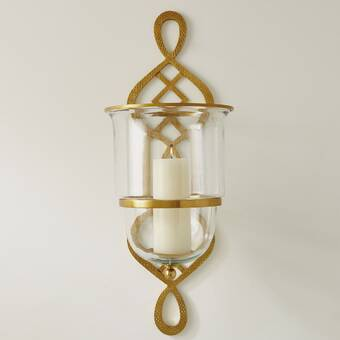 Global Views Progressive Ring Candle Holder Sconce Reviews