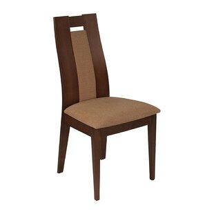 Ebern Designs Laszlo Upholstered Dining C..