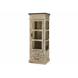 Castle Curio Cabinet By Massivmoebel24