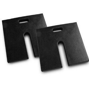 Weight Plate (Set of 2) by Caravan Canopy