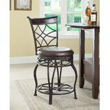Swivel Adjustable Height Bar Stool by PRI