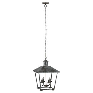 Mccluskey Frey 4-Light Lantern Pendant by..