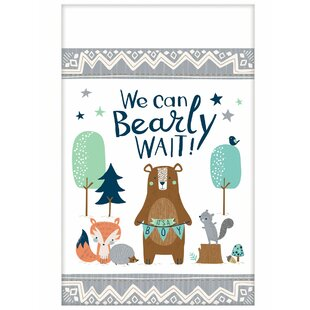Bearly Wait Baby Shower Paper Disposable Decoration Kit (Set of 3)