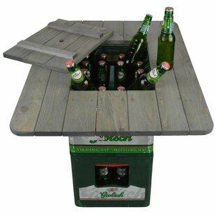Sandiacre Esschert Wooden Beer Crate Tabletop By Sol 72 Outdoor