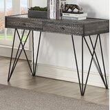 Kamille 47 Solid Wood Console Table by Foundry Select