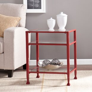 Great Price Nanette End Table by Williston Forge
