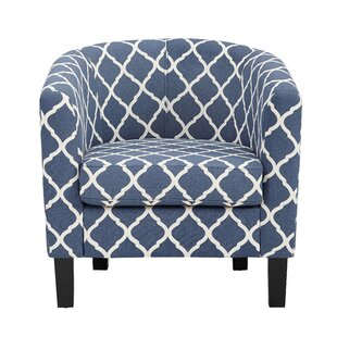 Affordable Price Swarthout Barrel Chair ByWinston Porter