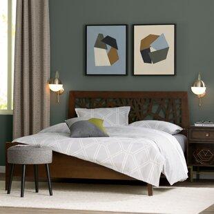 Tristin Platform Bed by George Oliver