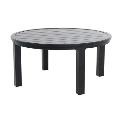 Gerolf Metal Chat Table by Latitude Run Cheap