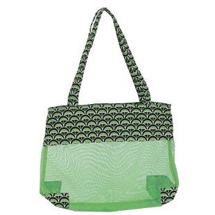 Mesh Picnic Tote Bag