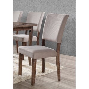 Mindy Side Chair (Set of 2) by BestMasterFurniture