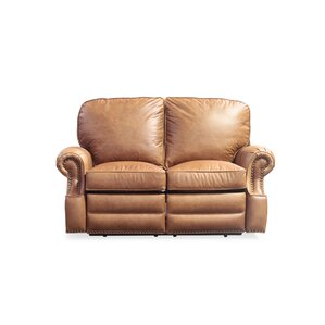 Longhorn Leather Reclining..
